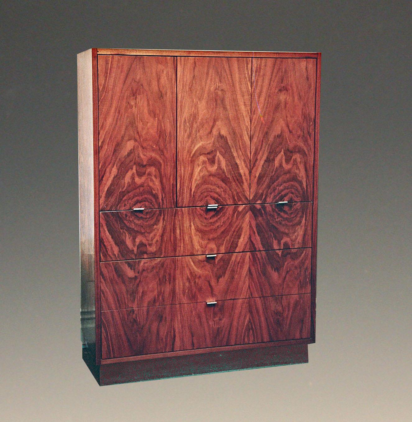 French Walnut Dresser 2