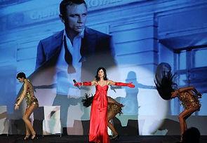 James Bond Show - Alexis & Heavens Club