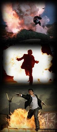 James Bond Show Alexis & Heavens Club