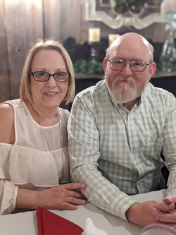 Larry & Vera, dinner for Valentine's