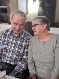 Joe & Anita, sweet Valentine's