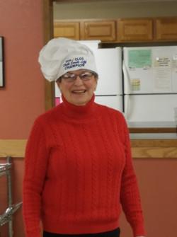 Chili Cook Off Winner, Julie