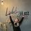 Thumbnail: LieblingsPlatz Metall Schriftzug
