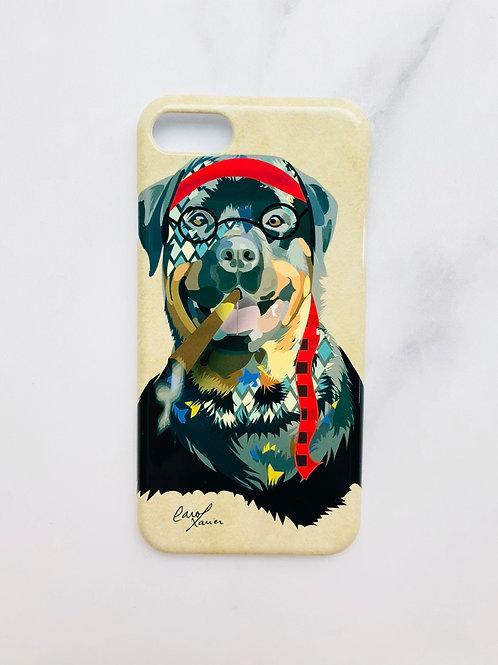 Rottweiler iPhone Case