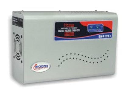 Microtek EM 4160+ Voltage Stabilizer For A.C. Upto 1.5 Ton (160V ~ 285V)