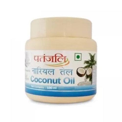 Patanjali Ayurveda Coconut Oil, 500ml