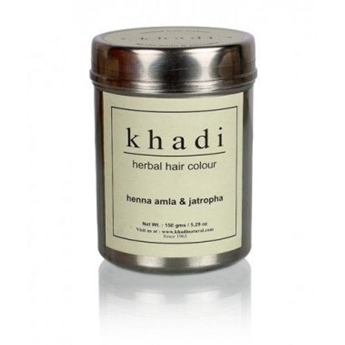 Khadi Natural™ Herbal Henna, Amla & Jatropa Khadi Natural™ Herbal Henna, Amla