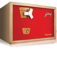 Goderej Safe Premium Coffer V1 Red Coffer (5mm)