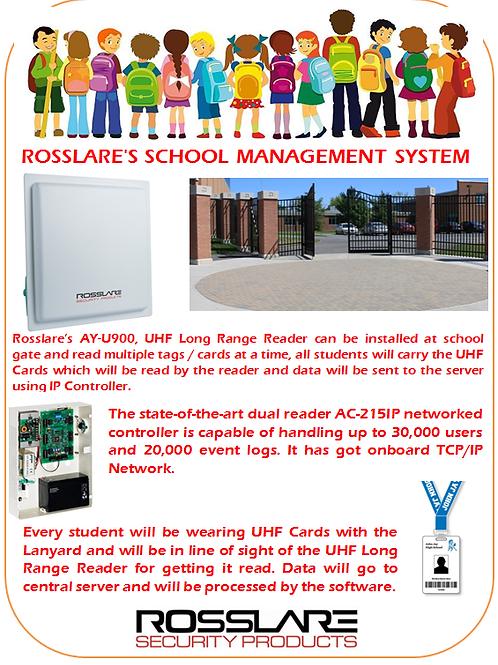 RFID BASED AUTOMATIC SCHOOL ATTENDANCE SYSTEM.