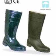 Vaultex Gum Boot Style Safety Shoes