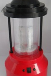 6W-6LED Solar Lantern (12V) (5-7 Hrs Back Up)