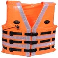 Big Cargo Life Jacket(3 Locks) (Orange)