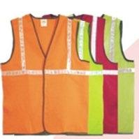 Polyster Cloth Reflective Safety Jacket