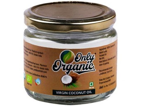 Organic certified Coconut oil