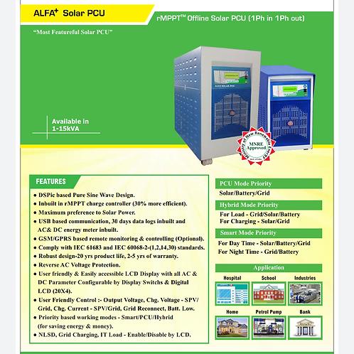 Solar Inverter-Off line