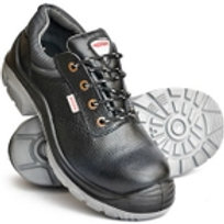 Hillson Nucleus Safety Shoe with Steel Toe Cap ISI