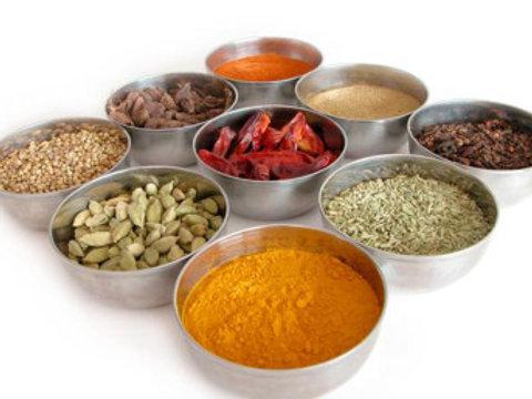 Organic certified Herbs