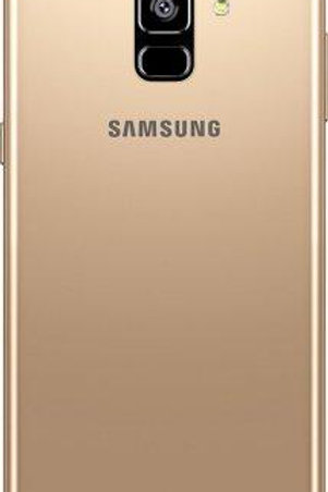 Samsung Galaxy A8+ (Gold, Black, 6GB RAM + 64GB Memory), IP68 rating
