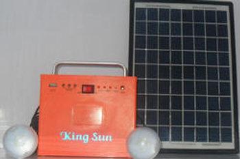 Portable Solar Lighting System (8W)