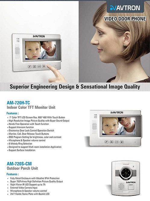 Avtron Video Door Phone