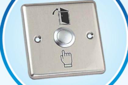 EM Locks. No Touch Sensor
