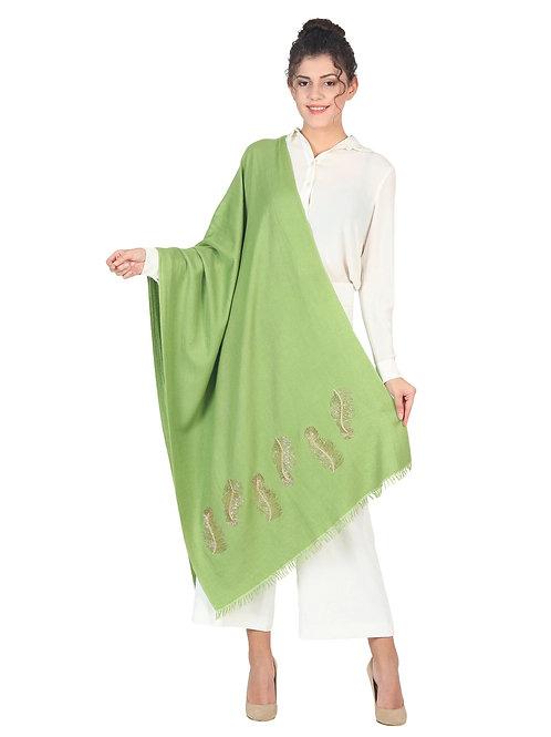 Dark Green shawl Cashmere Pashmina Shawl