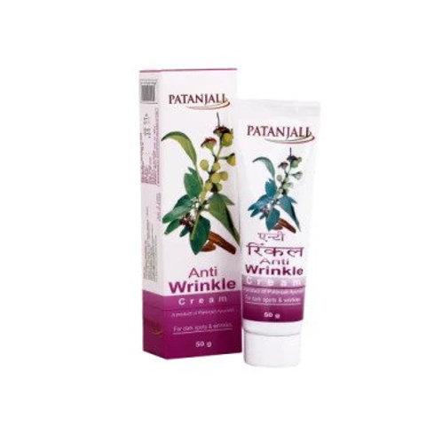 Patanjali Ayurveda Anti Wrinkle Cream, 50gm