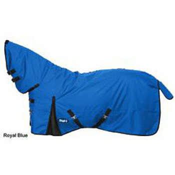 Heavyweight Blanket with Neck Cover