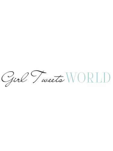 Girl tweets World