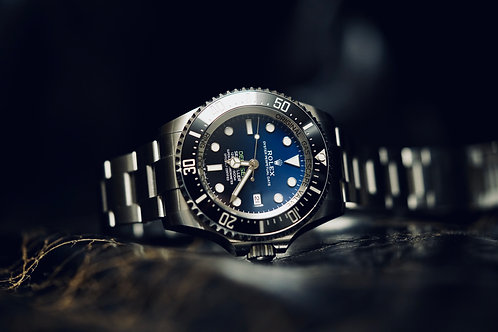 Rolex Deep Sea Blue 126610