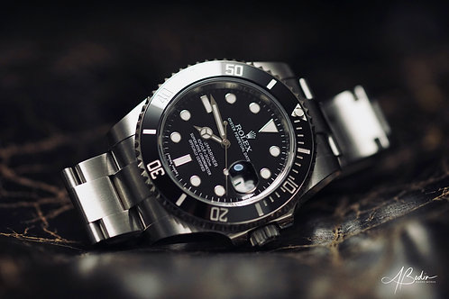 SOLD- Rolex Submariner Date Ceramic Reference 116610