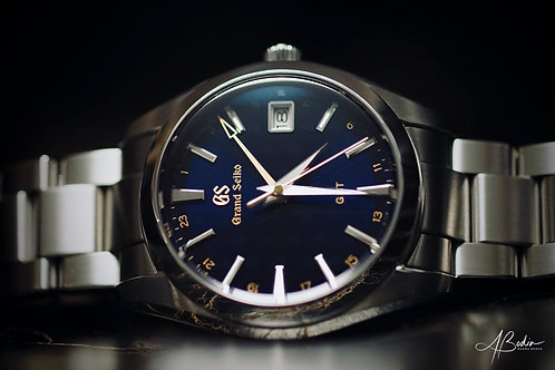 Grand Seiko GMT Limited Edition SBGN009