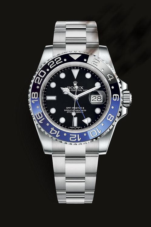 Rolex Batman 116710 BLNR