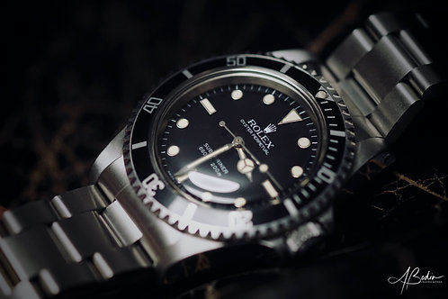 Rolex Submariner 5513 Spider