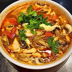 Large Tom Yam Soup