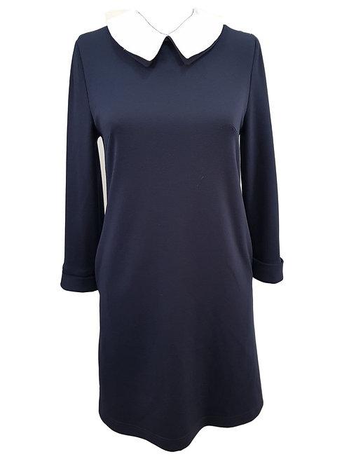 Платье D18-01 синее