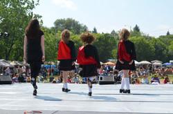 Irish performers