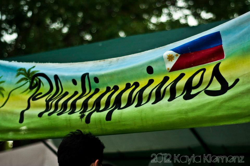 Philippines Booth!