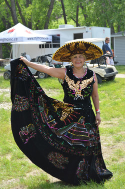 Maria from the Mexican Community