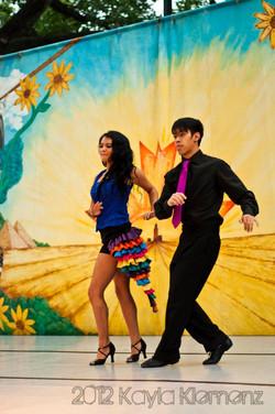 Latin Dances!