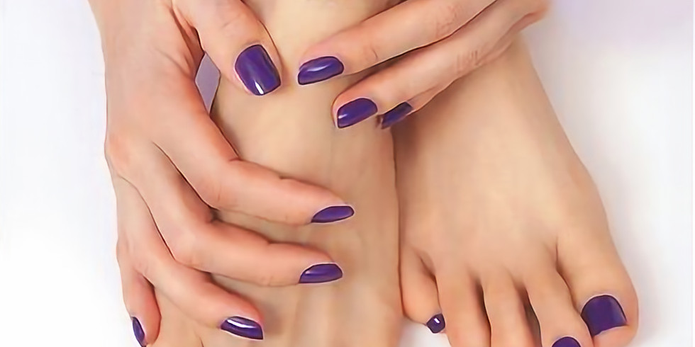 ONLINE- Manicure and Pedicure Training