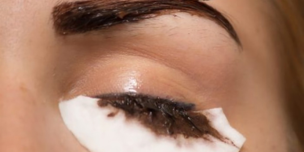 ONLINE- Lash Tinting and Brow Tinting and Shaping