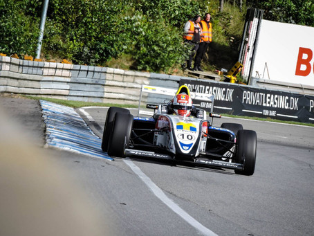 Danish F4 - tough round for Noda; solid races from Hoe, Sønderskov and Lylloff