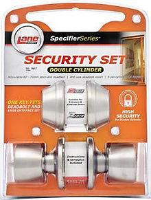 security set manjimup