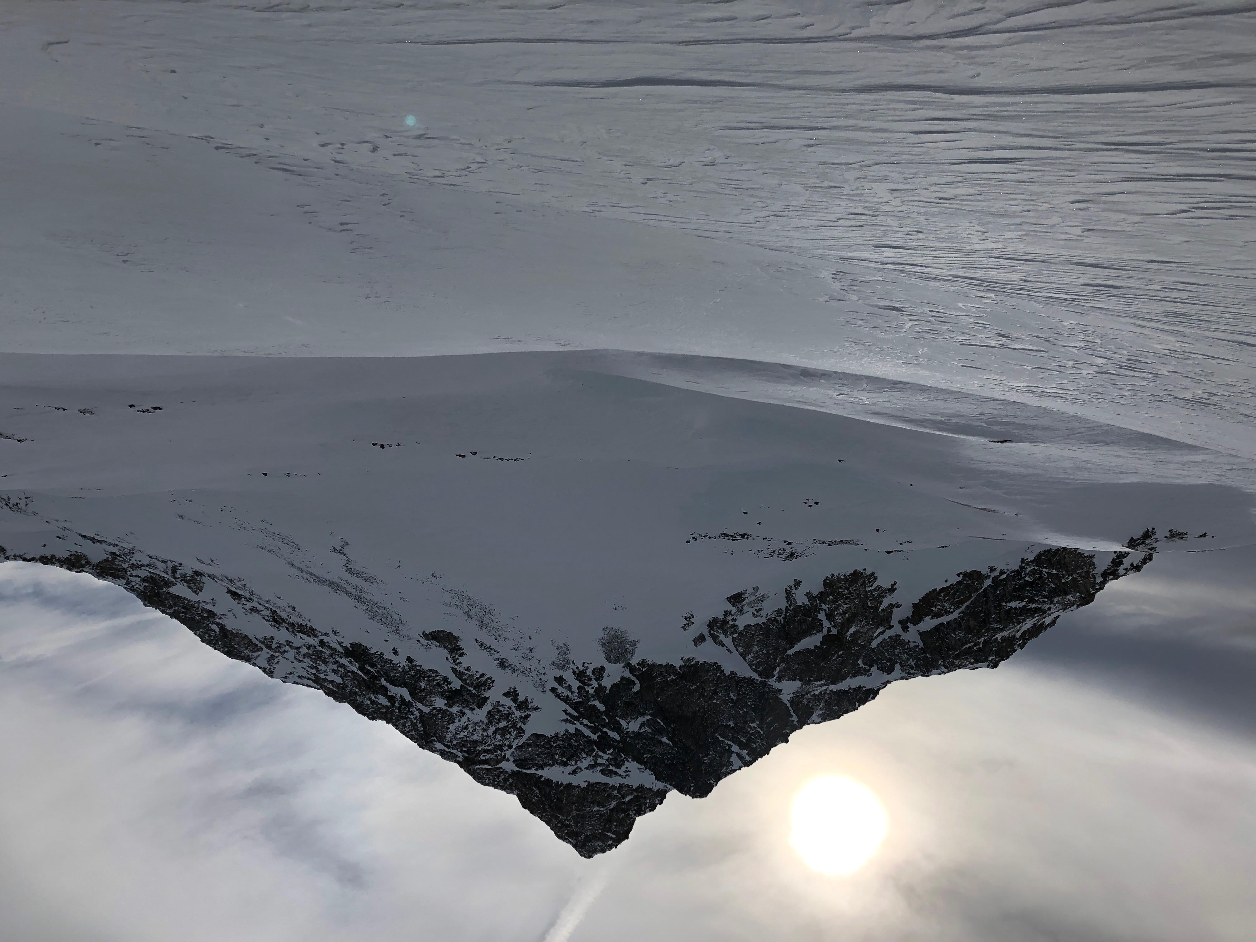 Montagne Hiver
