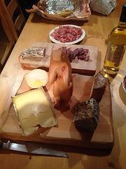 Fromage, charcuterie Savoie