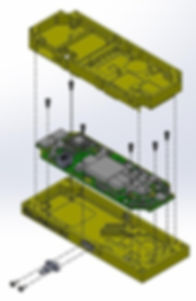 SFSS telemetry transmitter