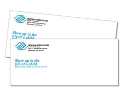 Envelopes #10 regular printed 2 color