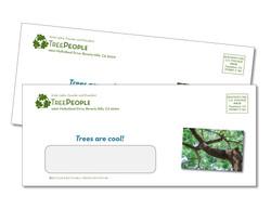 Window Envelopes printed full color