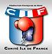 Le CIF Boxe, Comité Ile de France est l'institution officielle en charge du développement de la boxe en région IDF